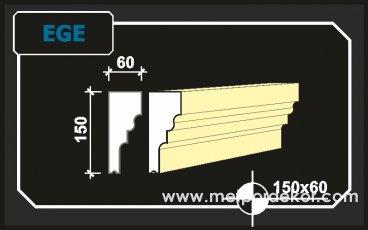 """ege denizlik <a href=""""https://www.sove.istanbul/blog/291-sove-nedir.html"""" title=""""Söve Nedir, Söve Ne Demek"""" alt=""""Söve Nedir, Pencere ve Kapı Sövesi Nedir""""><strong><u>Söve</u></strong></a> modeli 15cm x 6cm"""